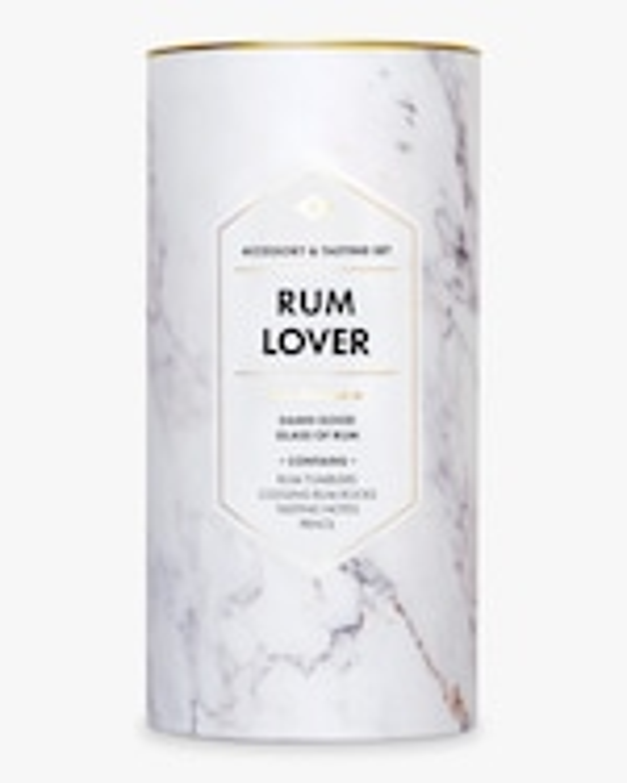 Atlantic Folk Rum Lover's - Accessory & Tasting Kit 0