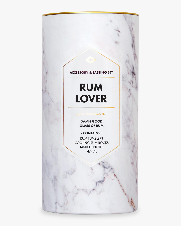 Rum Lover's - Accessory & Tasting Kit