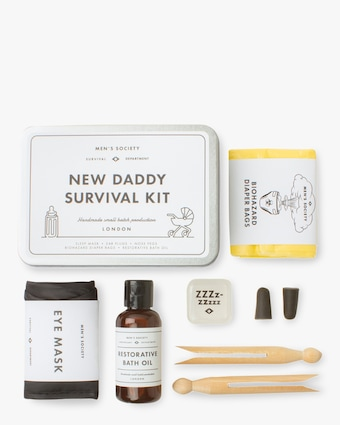 Atlantic Folk New Daddy Survival Kit 2