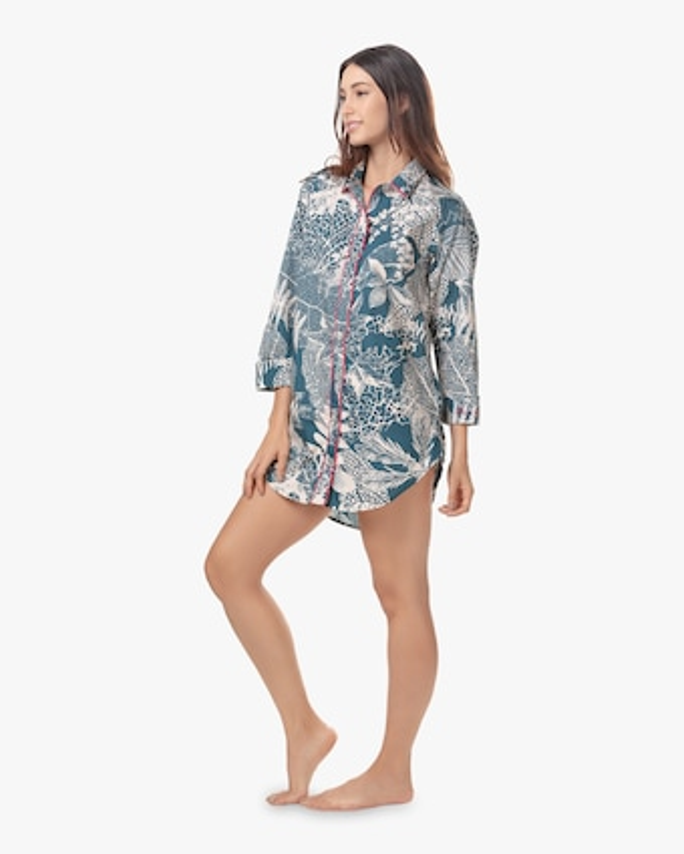 The Lazy Poet Sissy Pajama Shirt 1