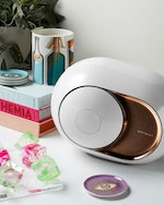 Devialet Gold Phantom Premier Hi-Fi Wireless Speaker 1