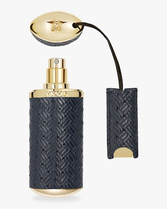Memo Paris Navy Knitted Travel Spray Case 2