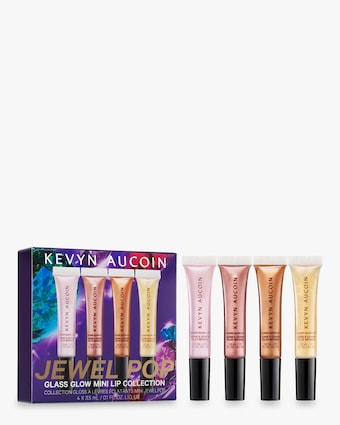 Jewelpop Glass Glow Mini Lip Collection