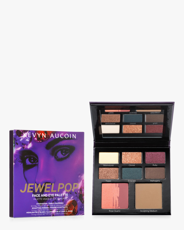 Kevyn Aucoin Jewelpop Face & Eye Palette 1