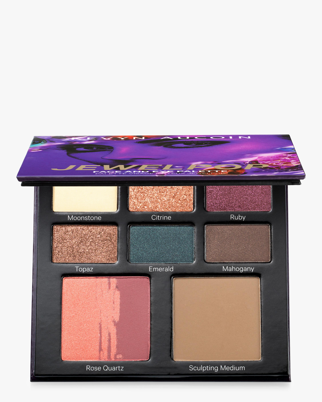 Kevyn Aucoin Jewelpop Face & Eye Palette 2