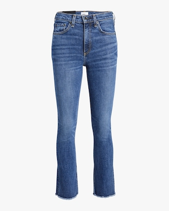 Crop Boot Jeans