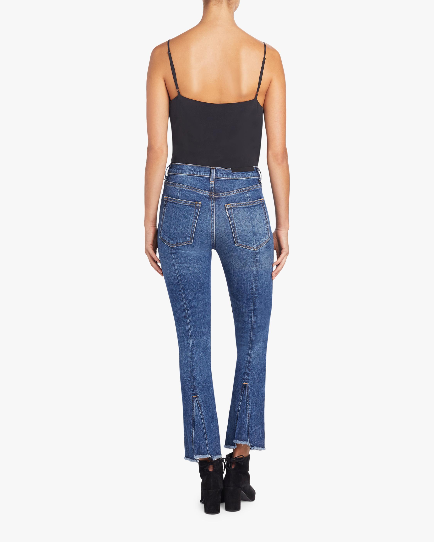 ASKK Crop Boot Jeans 2