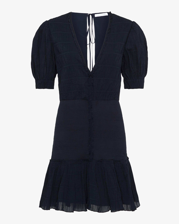 Rachel Gilbert Rae Mini Dress 0