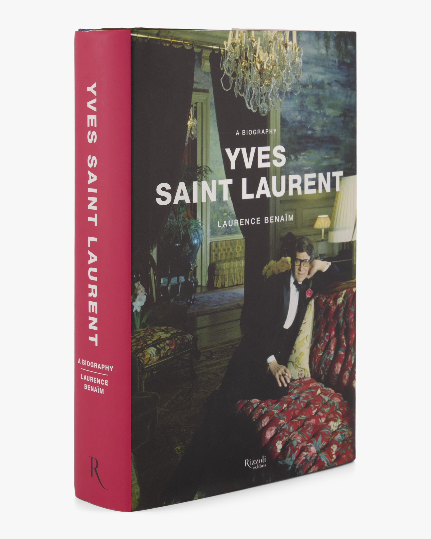 Yves Saint Laurent a Biography