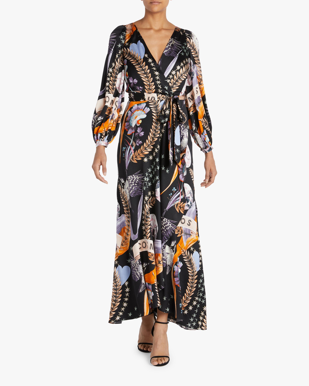 Temperley London Clementina Wrap Dress 2