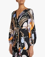 Temperley London Clementina Wrap Dress 3