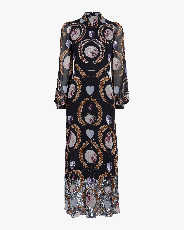 Temperley London Cosmic Gown 1