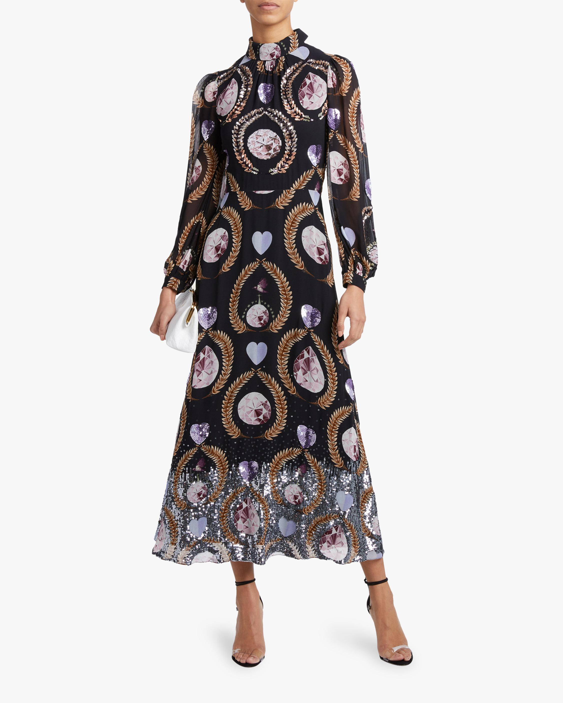Temperley London Cosmic Gown 2