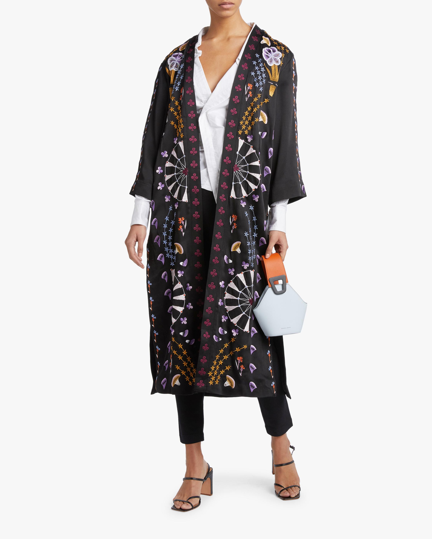 Temperley London Effie Kimono 1