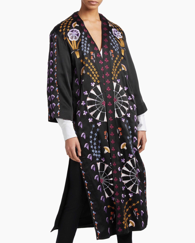 Temperley London Effie Kimono 2