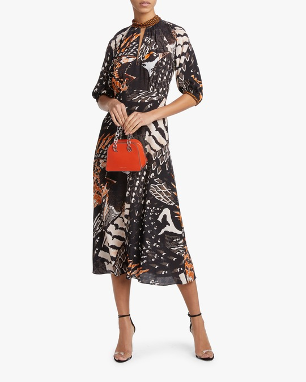 Temperley London Rosella Bird Dress 1