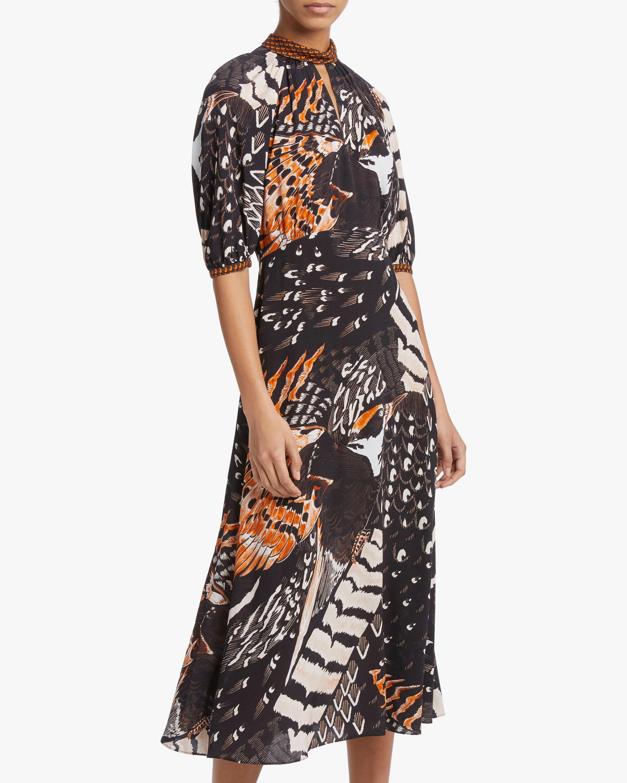 Temperley London Rosella Bird Dress 2