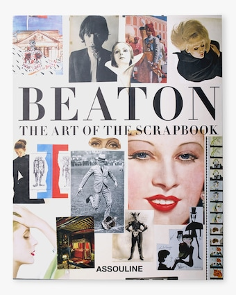 Assouline Cecil Beaton: The Art of the Scrapbook 1