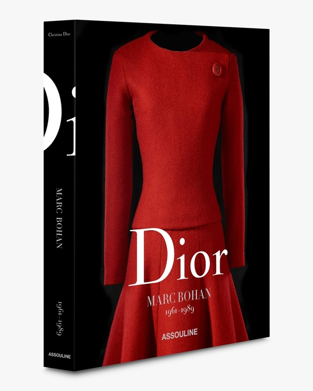 Assouline Dior by Marc Bohan 1
