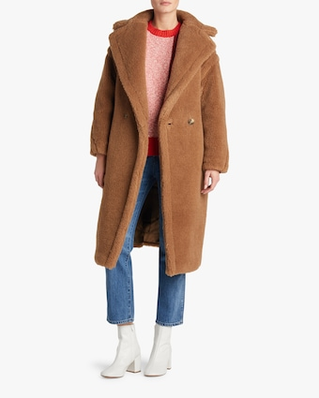 Icon Teddy Bear Coat