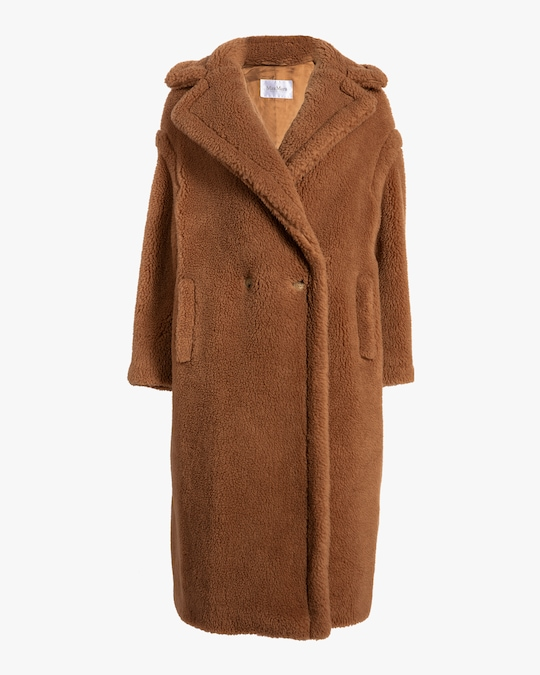Max Mara Icon Teddy Bear Coat 0
