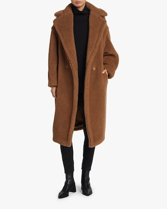 Max Mara Icon Teddy Bear Coat 2