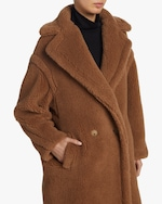 Max Mara Icon Teddy Bear Coat 4