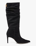 Alexandre Birman Lucy 85 Scrunched Tall Knee Boots 0
