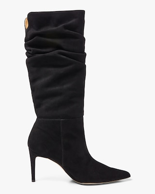 Alexandre Birman Lucy 85 Scrunched Tall Knee Boots 1