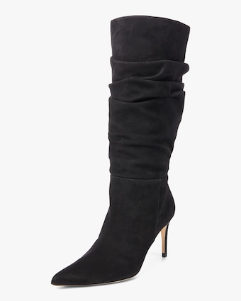 Alexandre Birman Lucy 85 Scrunched Tall Knee Boots 2