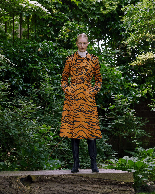 Adam Lippes Trench Coat 2