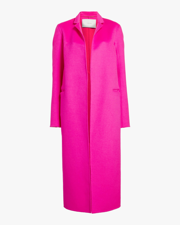 Adam Lippes Menswear Coat 1