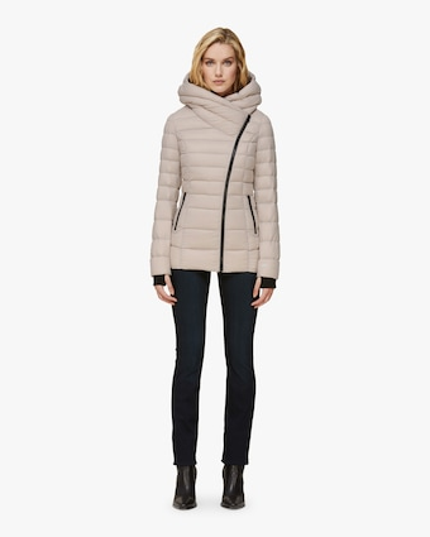 Jacinda Puffer Coat