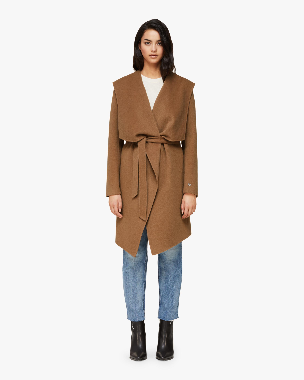 Samia Wool Coat