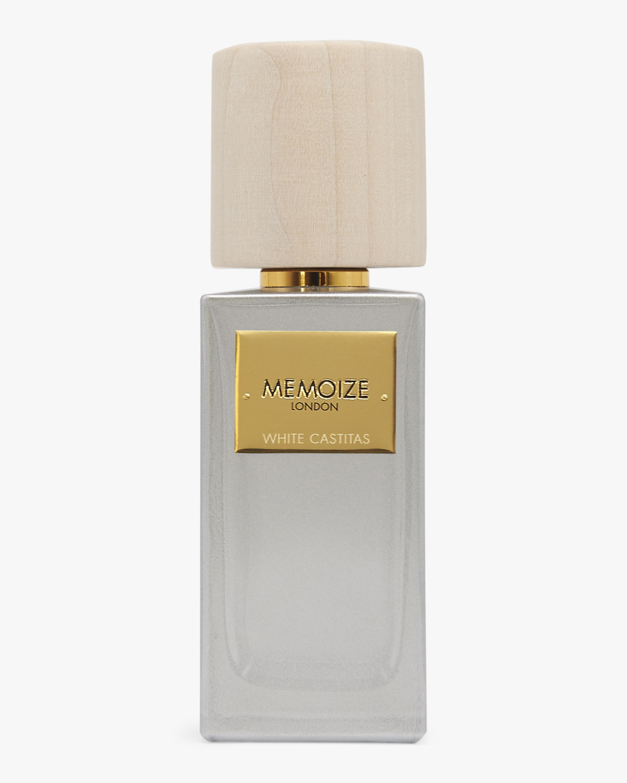Memoize White Castitas Limited Edition Extrait De Parfum 100ml 2