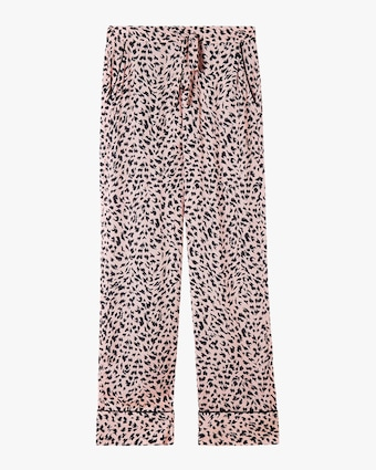 Animal Print PJ Pants