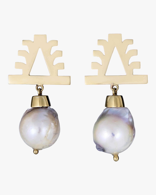 Millapani Lukutuwe Barroca Earrings 1