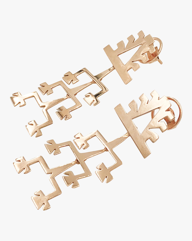 Millapani Lukutuwe Dancer Earrings 2