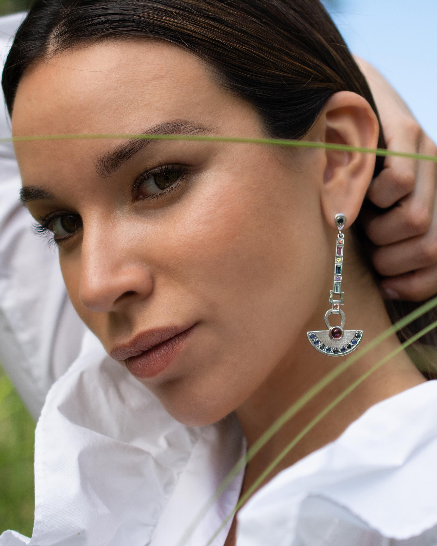 Millapani Rehue Earrings 1