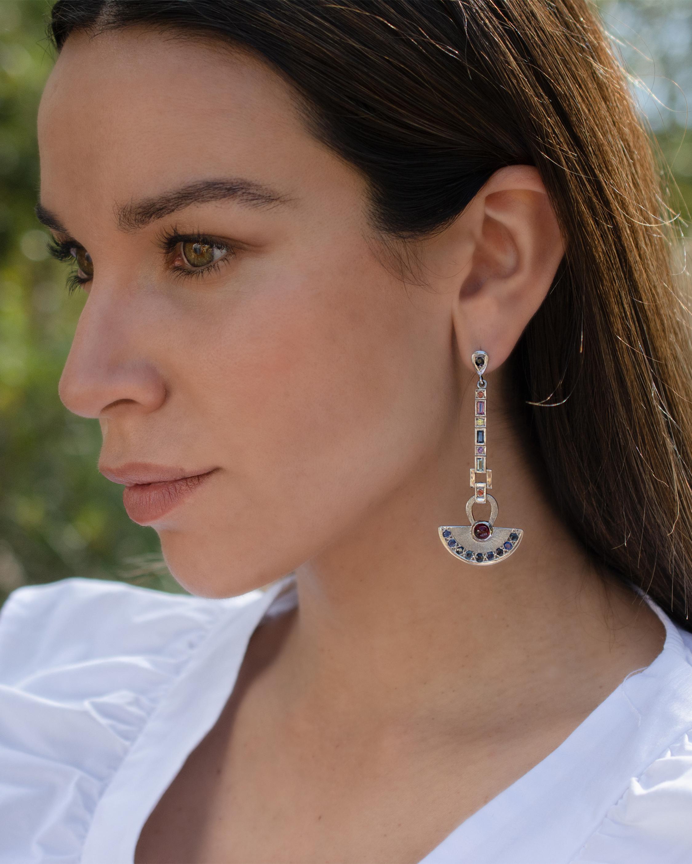 Millapani Rehue Earrings 2