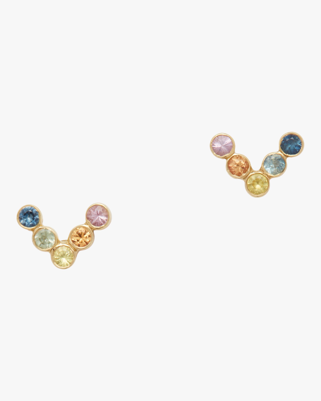 Tarakini V Post Earrings