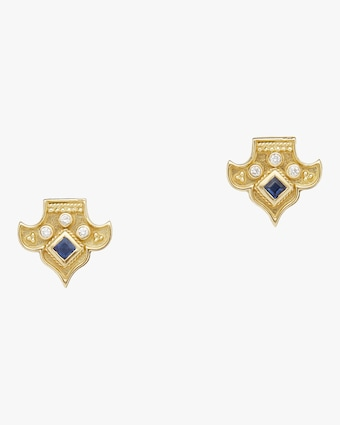 Legend Amrapali Heritage Fleur Stud Earrings 1