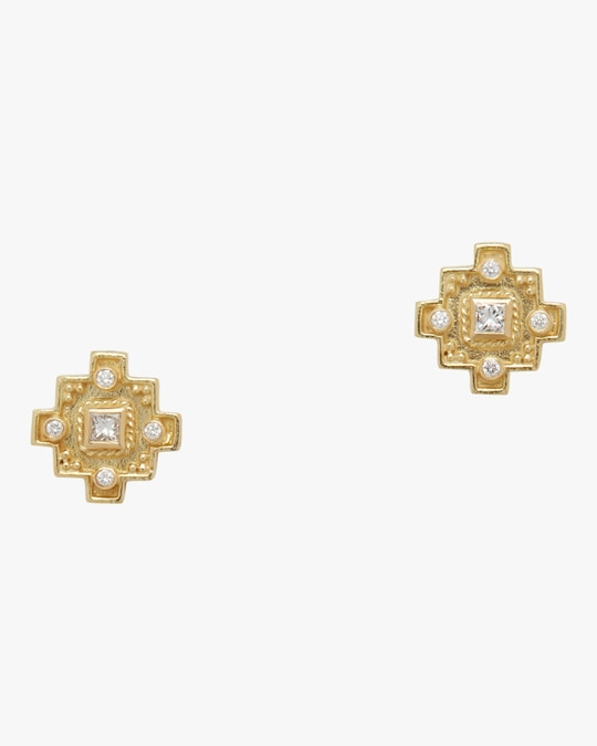 Legend Amrapali Heritage Jaipur Stud Earrings 0