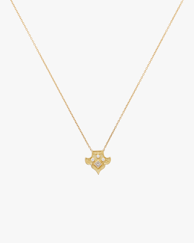 Legend Amrapali Heritage Fleur Pendant Necklace. 1