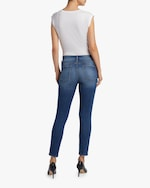 Frame Le High Skinny Tux Piping Jeans 2