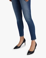 Frame Le High Skinny Tux Piping Jeans 4