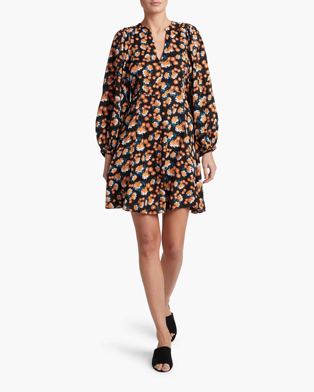 byTimo Vintage Drape Mini Dress 1