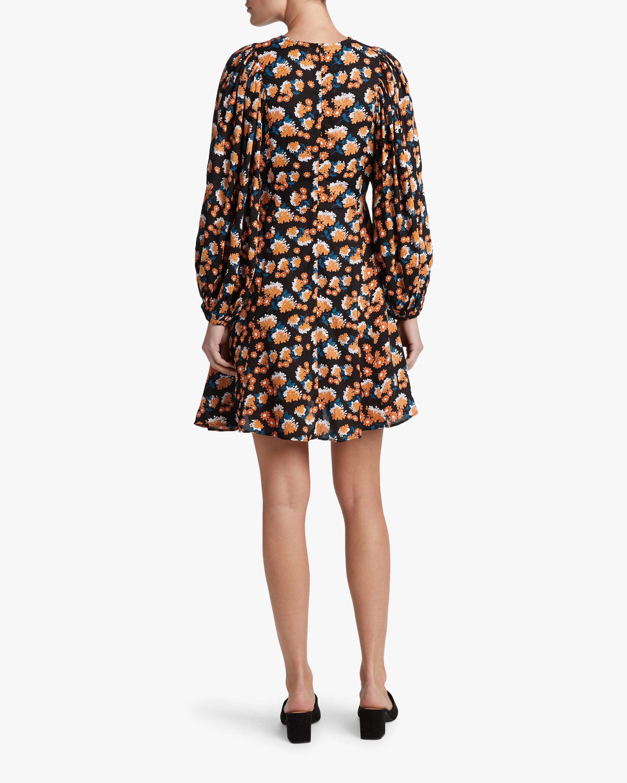 byTimo Vintage Drape Mini Dress 2