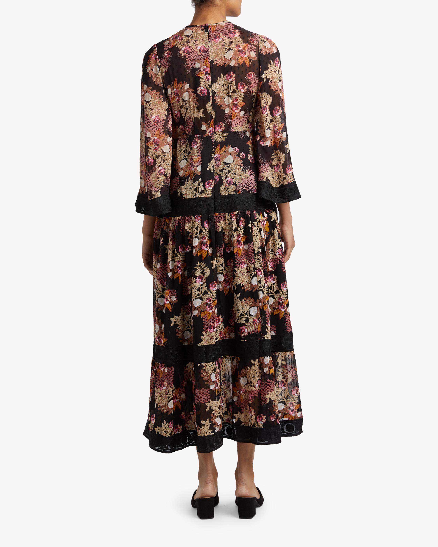 byTimo Ribbon Semi Midi Dress 2