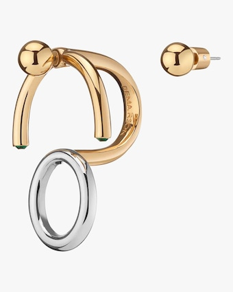 Nova Convertible Icon Single Earring/Ring